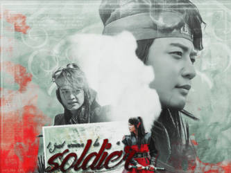 soldier by Super-Fan-Wallpapers