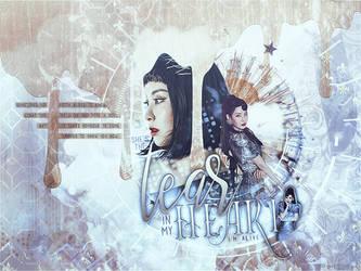 tear in my heart by Super-Fan-Wallpapers