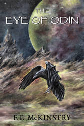 The Eye of Odin Cover Art by ftmckinstry