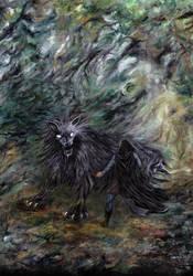 Summoning Fenrisulfr by ftmckinstry