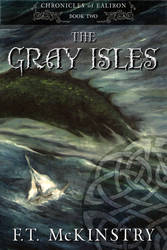 The Gray Isles Cover Art by ftmckinstry