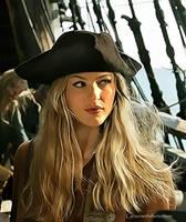 Pirate Cara by crysaniasea