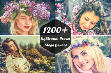1200 Lightroom Presets Mega Kit by symufa