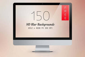 Free 150 Premium Blur Background by symufa