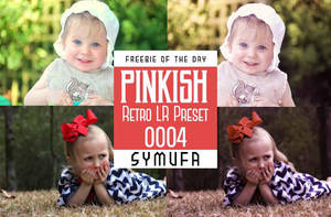 PINKISH RETRO LIGHTROOM Presets 0004 by symufa