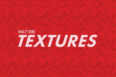 Free Halftone Textured Pack by symufa