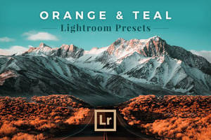 Free Orange And Teal Lightroom Presets by symufa