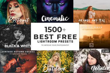 best free lightroom presets 2019