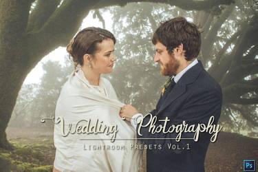 100 Wedding Photography Lightroom Presets Vol.1 by symufa