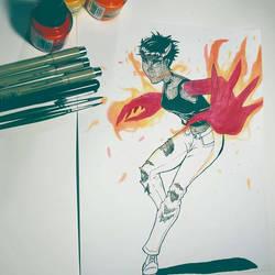 Fire by Oceanisuna