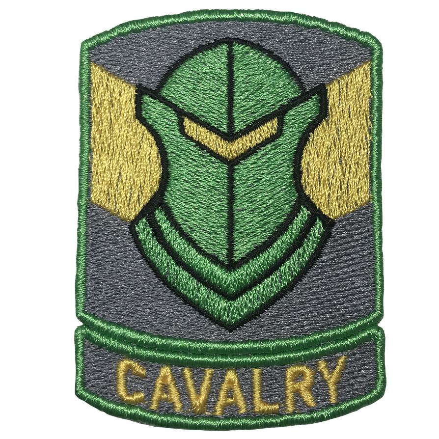 Patch Division CAVALRY CALL OF DUTY WW2 by Kavel-WB