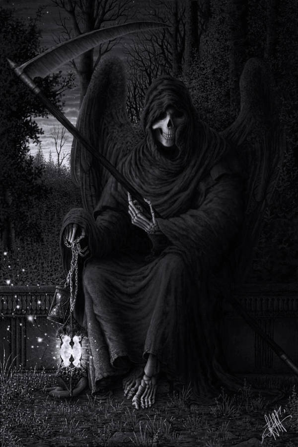Requiem (Iphone Art) by vampyre1