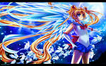 Pretty Soldier Sailor Moon Usagi Attack!! by kathy100