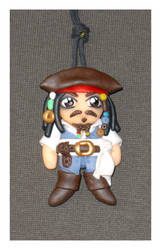 Captain Jack Sparrow by Peevo