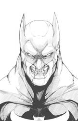 Batman by VozGris