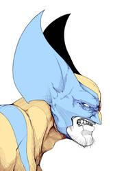 Wolverine by VozGris