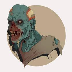 Zombie. by VozGris