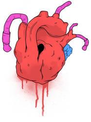 Heartful of worms by jordygreen
