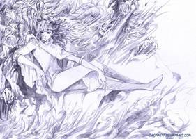 Dk-sketch by ciaonaidin