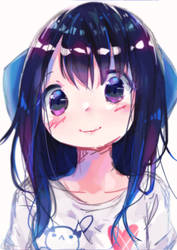 Mini's face by Yumkoyun