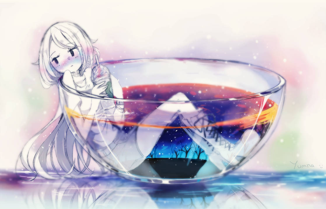 drink bowl. by Yumkoyun
