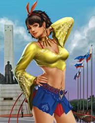 Josie Rizal by Abremson