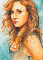 Madonna - Ray of Light by MariaBruggeman