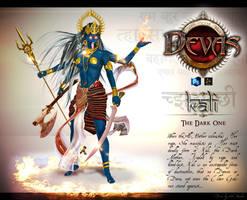 Kali by obssydian