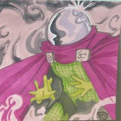 DSC - 04/15/16 - Mysterio by DouggieDoo