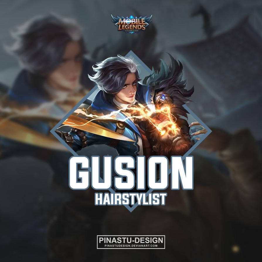 Marvelous Gusion Hairstylist By PinastuDesign ...