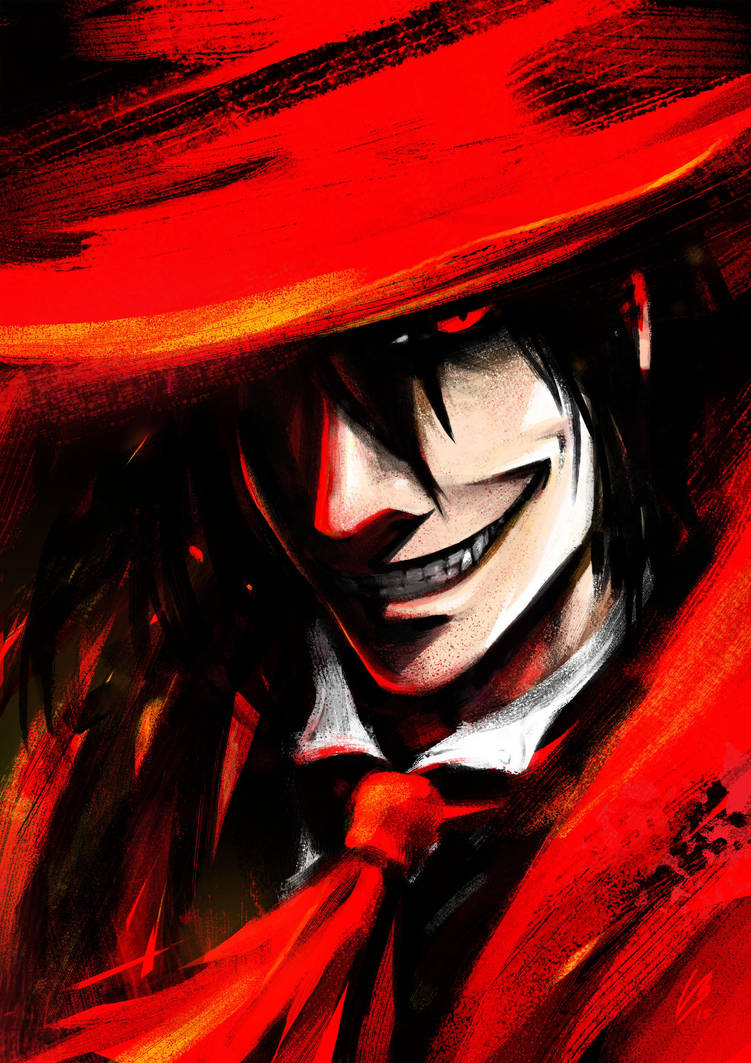 Hellsing Alucard - What a Perfect Night by KateMoor