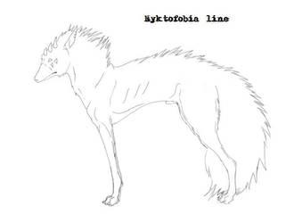 Nyktofobia by PinkuDoragon