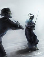 Rivals by Zaiye