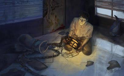 The Lantern by Zaiye