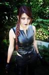 Doppelganger - Tomb Raider Underworld Cosplay by Dragunova-Cosplay