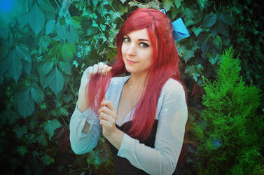 Ariel Cosplay - Disney by Dragunova-Cosplay