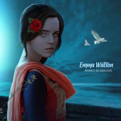 Emma Watson by Ahmed-Al-jubouri