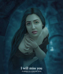 i will miss you by Ahmed-Al-jubouri