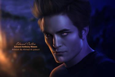 Edward Cullen by Ahmed-Al-jubouri