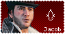 Jacob Frye Stamp by connorbara
