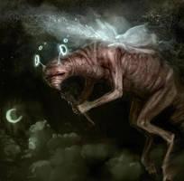 Creature 17 by anastasiyacemetery
