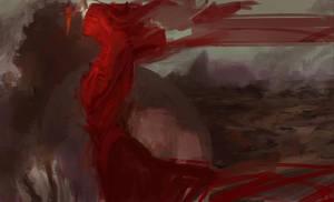 WAR sketch by anastasiyacemetery