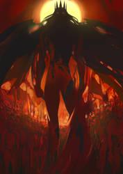 Lucifer, Legion by anastasiyacemetery