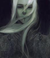 Sauron by anastasiyacemetery