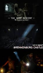 Dead by Daylight + Amnesia the Dark Descent by Darkwraith-Turk