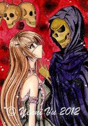 Eyes of Death by Yenni-Vu