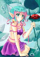 Rainy Day Re-make by Yenni-Vu