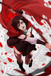 Ruby - Talented Huntress by NikuSenpai