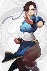 ChunLi Small by NikuSenpai