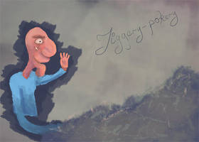 Jiggerypokery by LionelJitro